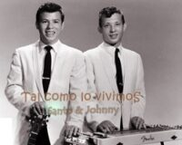 SANTO Y JOHNNY FARINA