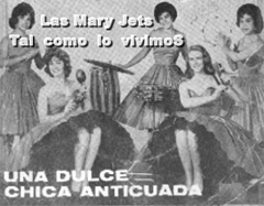 LAS MARY JETS