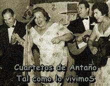 CUARTETOS DE ANTAÑO