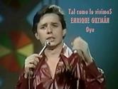 OYE - Enrique Guzman