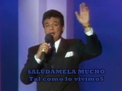 SALÚDAMELA MUCHO